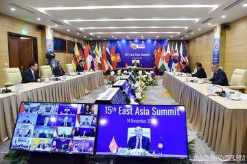 Hội nghị Cấp cao Đông Á lần thứ 15