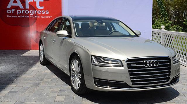 Audi Việt Nam triệu hồi toàn bộ xe Audi A8L: Chỉ vỏn vẹn 33 chiếc?