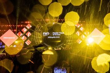 Hàng loạt giọng ca vàng của V-biz cùng hòa giọng tại FWD Music Tour