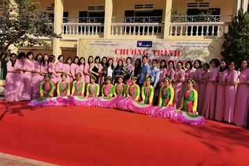 Đồng diễn thể thao không khói thuốc tại tỉnh Thái Bình