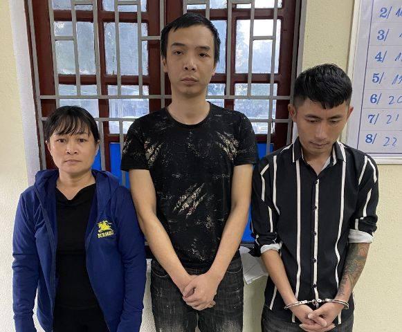 Bắt 3 đối tượng côn đồ ép thương lái mua hàng giá cao, thu tiền bảo kê ở Thanh Hóa