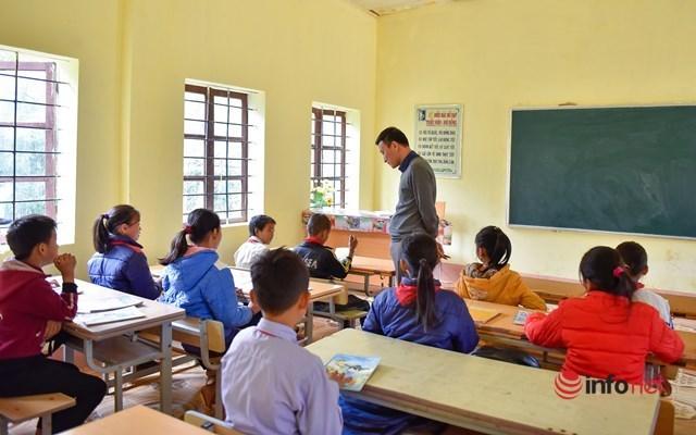 Trường phổ thông Cao Sơn 1