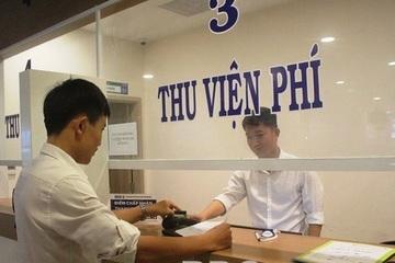 Bộ Y tế: Đã có 20 bệnh viện triển khai thanh toán viện phí điện tử