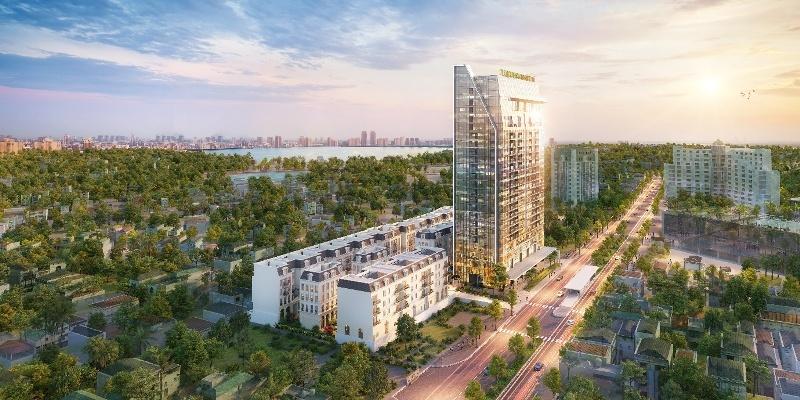 Văn Phú – Invest mở bán lần đầu căn hộ hạng sang đã hoàn thiện, bàn giao ngay Grandeur Palace – Giảng Võ