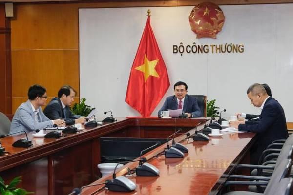 Diễn đàn Năng lượng Đông Á lần thứ 3 được tổ chức dưới hình thức trực tuyến