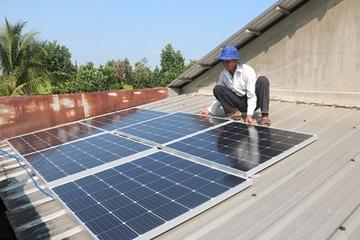 Đồng Tháp có hơn 1.103 tổ chức, cá nhân đầu tư lắp đặt hệ thống điện mặt trời mái nhà
