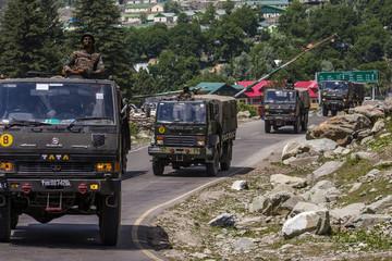 Quân đội Ấn Độ có 'động thái mới' gần biên giới Trung Quốc