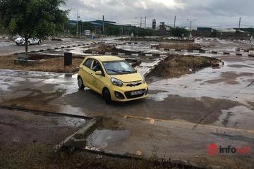 """Đắk Lắk: Xây trường dạy lái """"chui"""", chủ doanh nghiệp nói """"chỉ sai công năng sử dụng"""""""