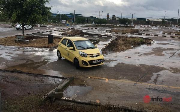 """Đắk Lắk: Xây trường dạy lái """"chui"""", chủ doanh nghiệp nói 'chỉ sai công năng sử dụng'"""