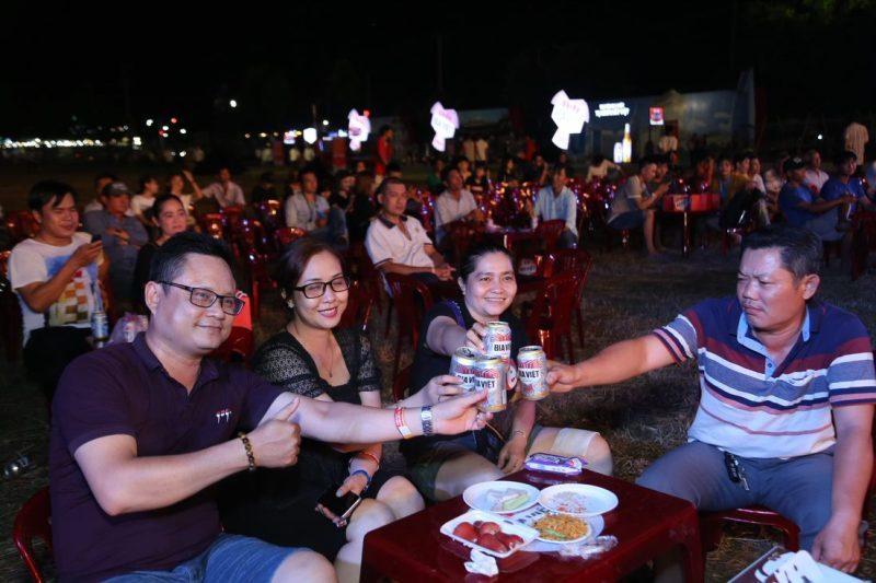 Sự kiện Bia Việt - 'Tự hào chất Việt' tiếp tục hành trình ghi đậm dấu ấn xuyên khắp Việt Nam