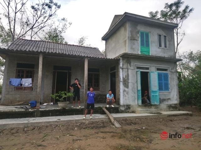 Huế: Nhà tránh lụt phát huy tác dụng trong 2 trận ngập sâu nhiều vùng