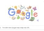 Google kỷ niệm Ngày Nhà giáo Việt Nam 20/11/2020