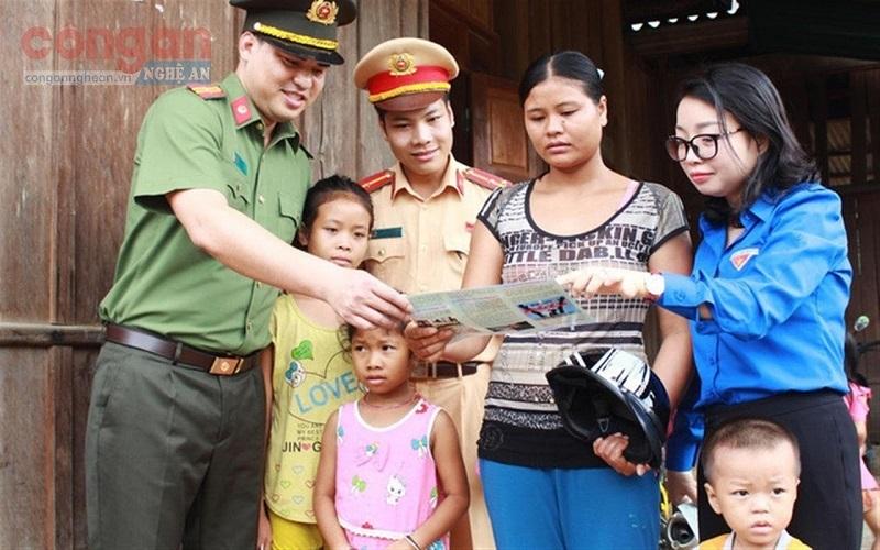 Nghệ An: Chú trọng phòng ngừa mua bán người cùng sự phát triển kinh tế - xã hội