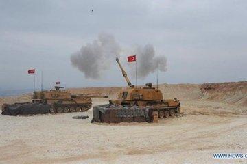 Tình hình Syria: Quân đội Thổ Nhĩ Kỳ và đồng minh tấn công người Kurd