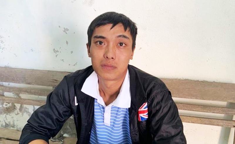 Cướp giật tiền của người đàn ông khiếm thị, thanh niên 9x ở Quảng Nam bị khởi tố