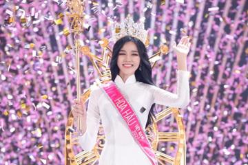 """""""Bật mí"""" về gia cảnh của Hoa hậu Việt Nam 2020 Đỗ Thị Hà"""