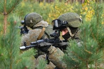 Lực lượng vũ trang Nga được trang bị tăng 11% so với năm ngoái