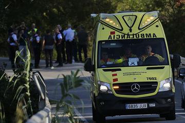 Cảnh sát Tây Ban Nha nổ súng bắn vào bụng người vô gia cư