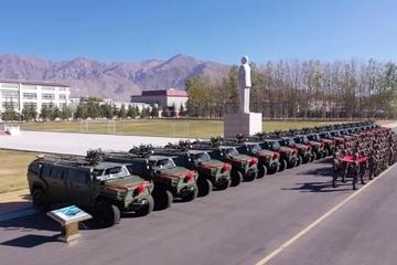 Căng thẳng với Ấn Độ, TQ trang bị thêm loạt vũ khí hiện đại cho vùng biên