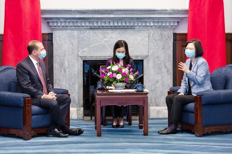 Động thái mới 'chọc giận' Trung Quốc từ phía Mỹ - Đài Loan