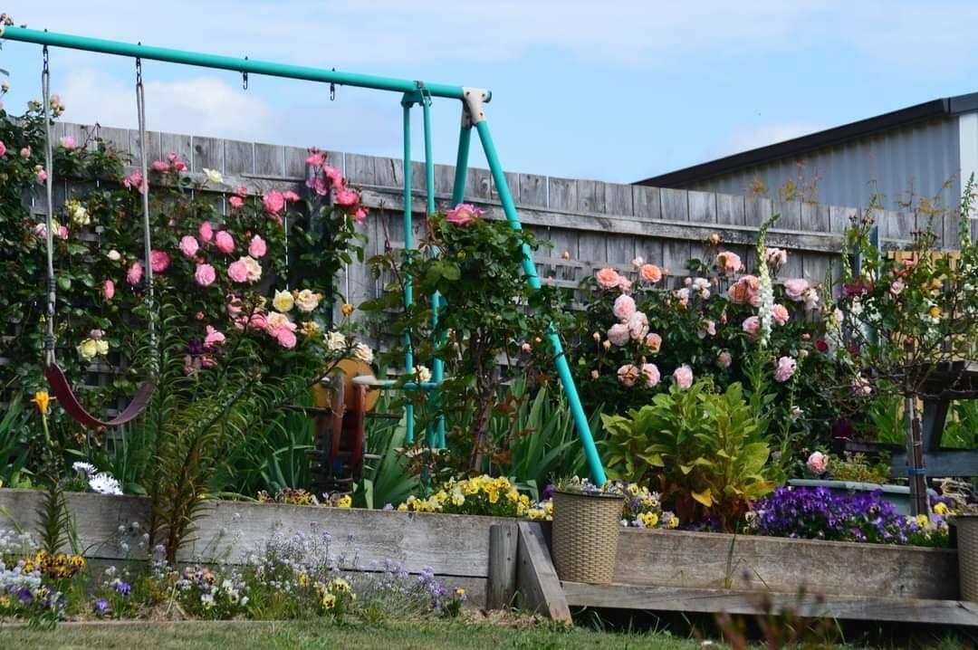 vườn hoa đẹp 8