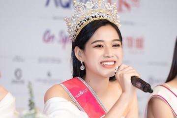 Tân hoa hậu Đỗ Thị Hà là sinh viên thế nào tại ĐH Kinh tế Quốc dân?