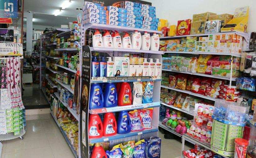 Cửa hàng tạp hóa,Vốn đầu tư,Mở cửa hàng