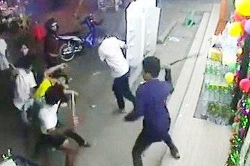 Bắt được đối tượng đâm chết người ở Nghệ An rồi trốn ra Hà Nội