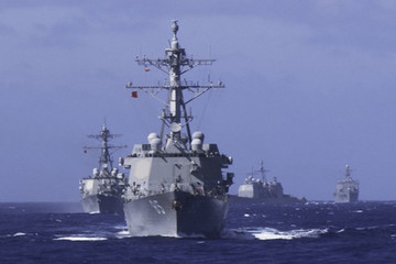 Hải quân Mỹ có kế hoạch mới kiềm chế Trung Quốc?