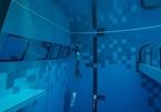 Cận cảnh hồ bơi sâu nhất thế giới mở cửa ở Ba Lan