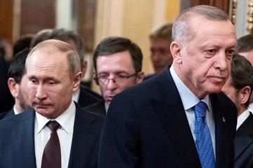 Bất chấp 'rạn nứt', ông Putin và ông Erdogan vẫn luôn cần nhau?