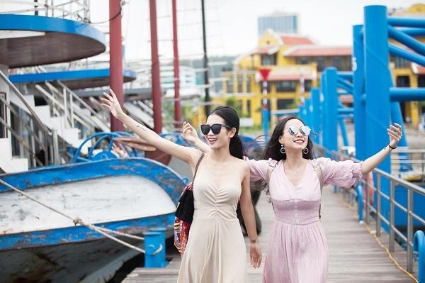Mục sở thị không gian tuyệt mỹ của Cảng tàu khách hàng đầu châu Á tại Hạ Long