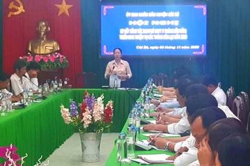 Huyện Cái Bè (Tiền Giang): Người có thẻ BHYT đạt tỷ lệ bao phủ 88,44%