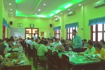 Gò Công Đông: Tỷ lệ bao phủ BHYT 98,43%