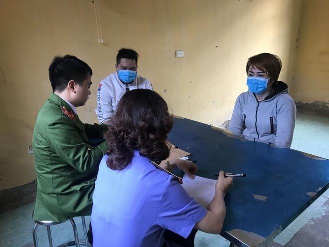 Bắt chủ quán bánh xèo bạo hành nhân viên ở Bắc Ninh