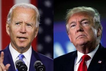 Ông Trump chính thức chịu chuyển giao quyền lực cho ông Biden