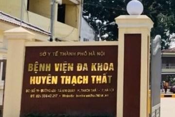 Bệnh nhi 15 tháng tuổi ở Thạch Thất tử vong: Sở Y tế Hà Nội yêu cầu làm rõ nguyên nhân