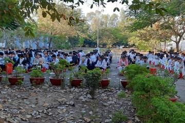 An Giang: BHXH huyện Chợ Mới nhiều năm hoàn thành sớm thu BHYT học sinh