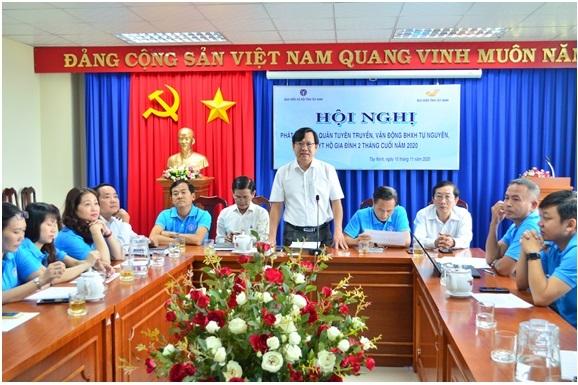 Tây Ninh: Bảo hiểm xã hội phối hợp với Bưu điện tỉnh tuyên truyền mạnh BHXH tự nguyện và BHYT