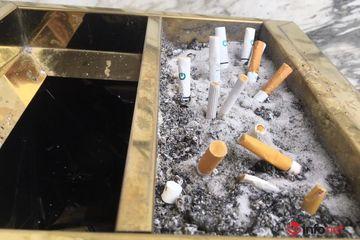 Hút thuốc lá tăng nguy cơ đột quỵ 2- 4 lần