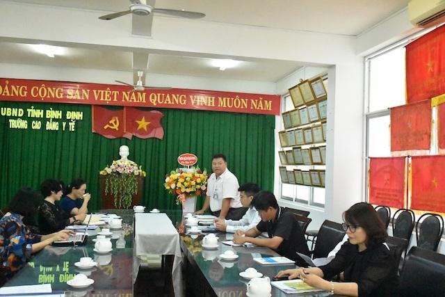 Giám sát công tác phòng chống tác hại thuốc lá tại Bình Định