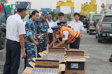 Quảng Ninh phát huy sức mạnh tổng hợp chống buôn lậu thuốc lá