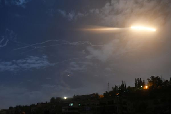 Tình hình Syria: Quân đội Nga - Syria bắn rụng UAV Thổ Nhĩ Kỳ