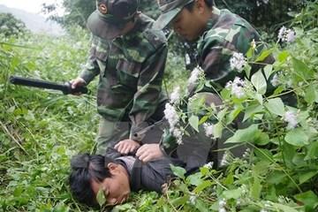 Nghệ An: Công an và Bộ đội Biên phòng tăng cường rà soát địa bàn biên giới, phòng ngừa tội phạm mua bán người