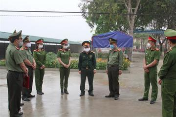 Tăng cường kiểm soát an ninh trật tự, phòng ngừa mua bán người ở Nghệ An