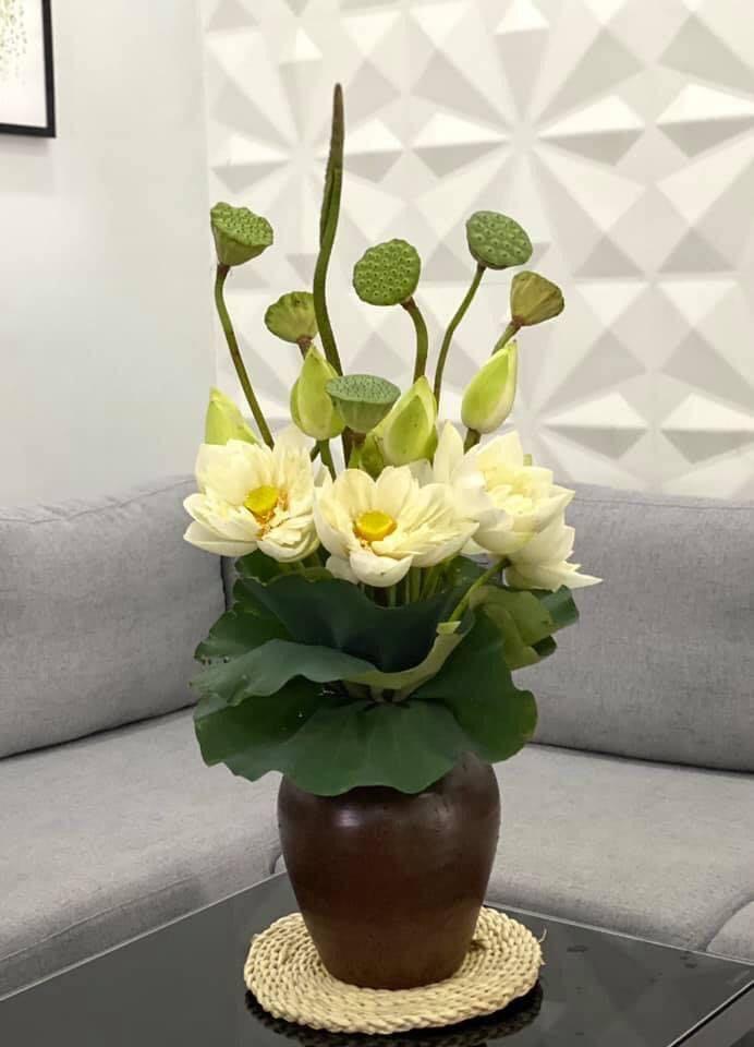 mẫu cắm hoa đẹp 8