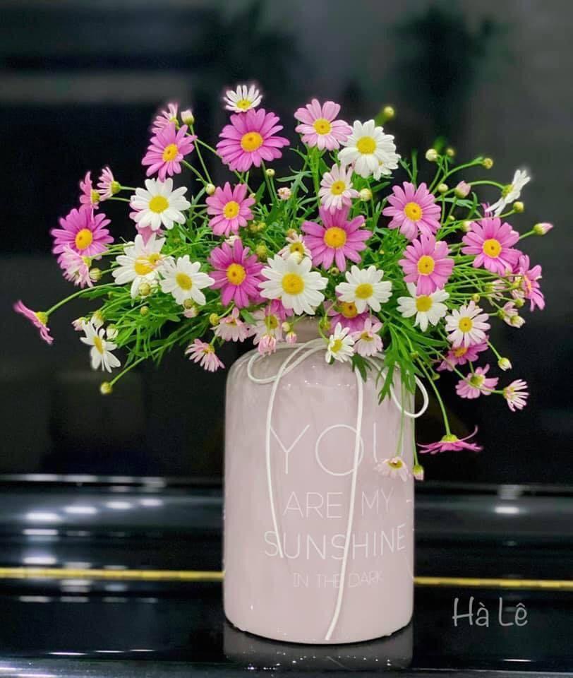 mẫu cắm hoa đẹp 7