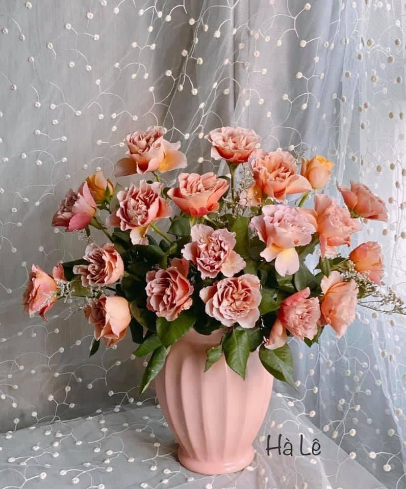 mẫu cắm hoa đẹp 12