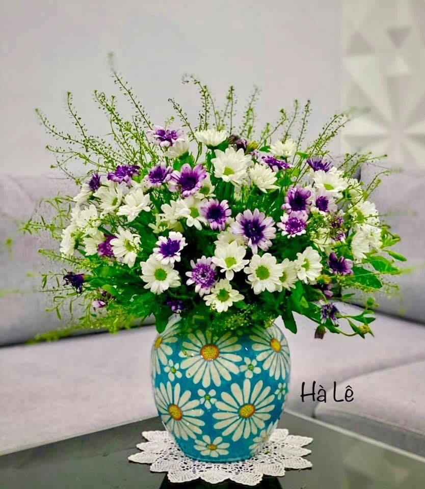 mẫu cắm hoa đẹp 6