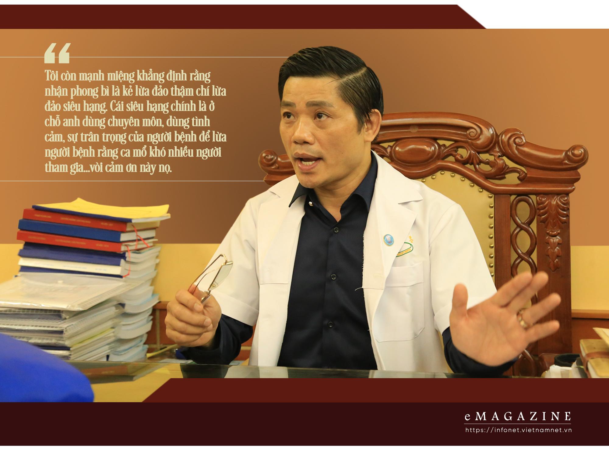 Giám đốc BV Phụ sản Hà Nội: Phải xóa sổ nạn phong bì để cứu hình ảnh bệnh viện